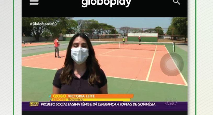 Goianésia é destaque na mídia através de projetos da Secretaria de Esporte, Juventude e Lazer